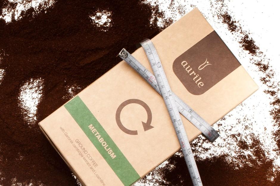 AURILE METABOLISM Kawa mielona z dodatkiem ekstraktu z garcynii kambodżańskiej i L-karnityny
